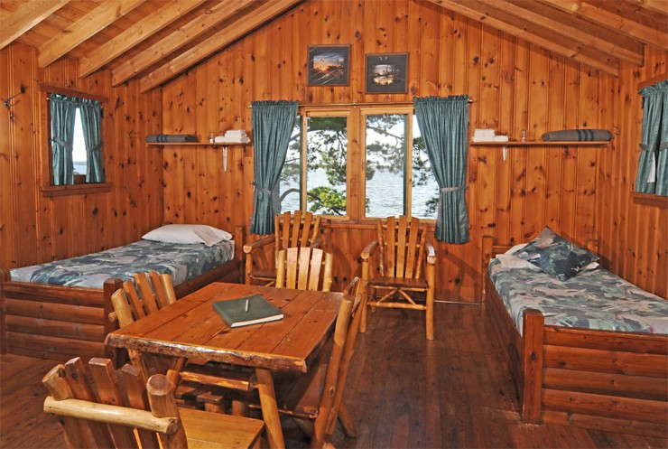 Canada fishing trips at their best at duck bay lodge for Best canadian fishing lodges